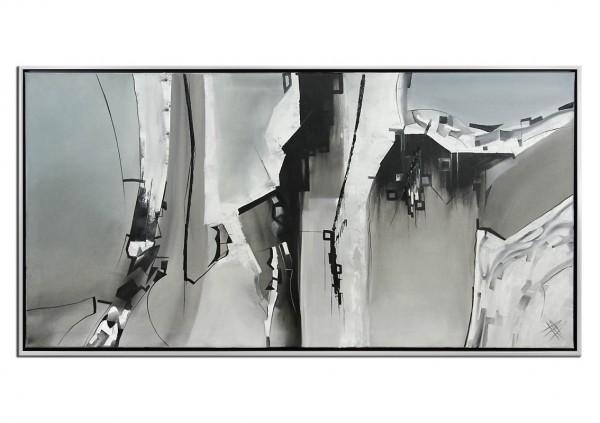"Moderne Kunst, B. Ossowski: ""DREAMS IN BLACK"""