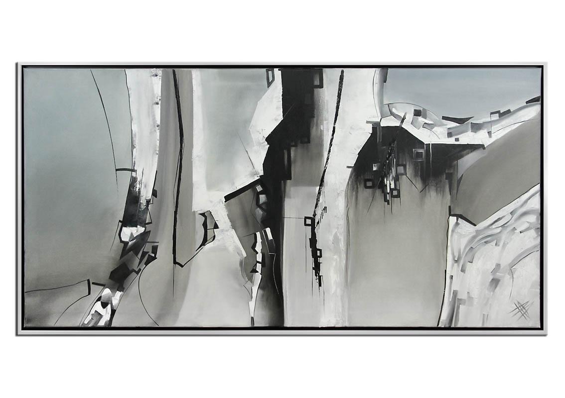 Moderne Kunst von B. Ossowski hier kaufen  Acrylbilder ...