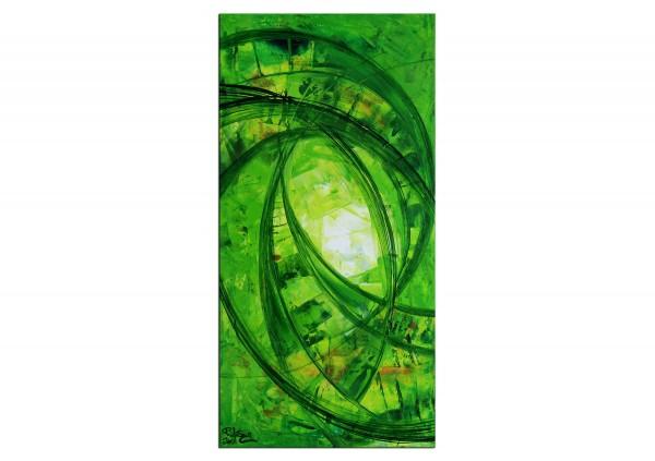 """Gemälde abstrakt, R.König: """"Looking for Harmony"""" (ri)"""