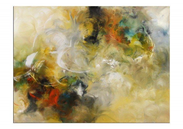 "Abstrakte Acrylmalerei, C. Middendorf: ""Comfort III"""