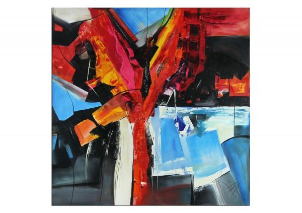 """Moderne Ölbilder, B. Ossowski: """"Emotional Expression"""""""