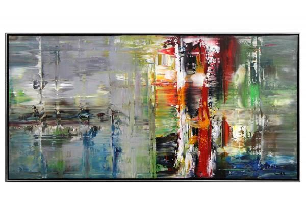 "Acrylgemälde, G. Hung: ""Liquid Time III"""