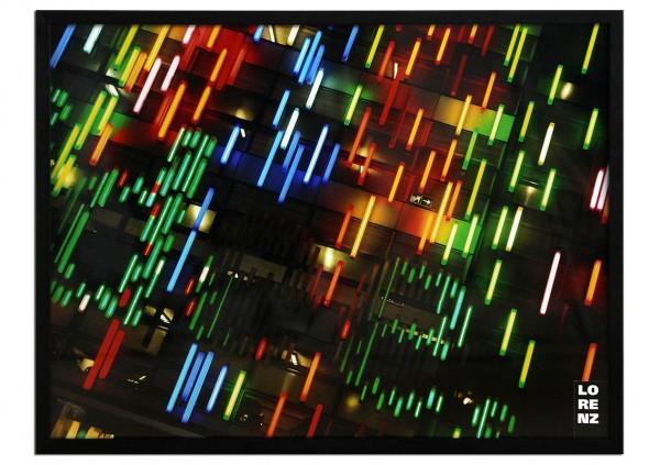 """Signierte & limitierte Fotokunst, F. Lorenz: """"LIGHTS"""""""