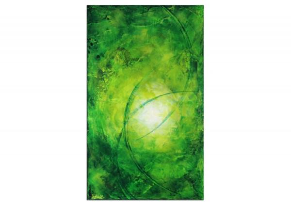 """Gemälde abstrakt, R.König: """"Lost"""""""