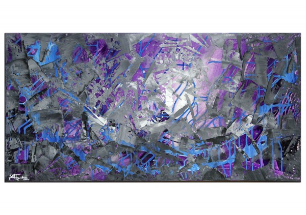 "Acrylbilder, J. Fernandez: ""I see the Universe I"" (ri)"