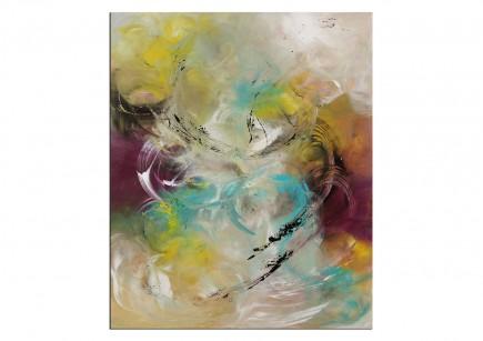 """Abstrakte Acrylmalerei, C. Middendorf: """"Weg der Verzauberung VI"""""""