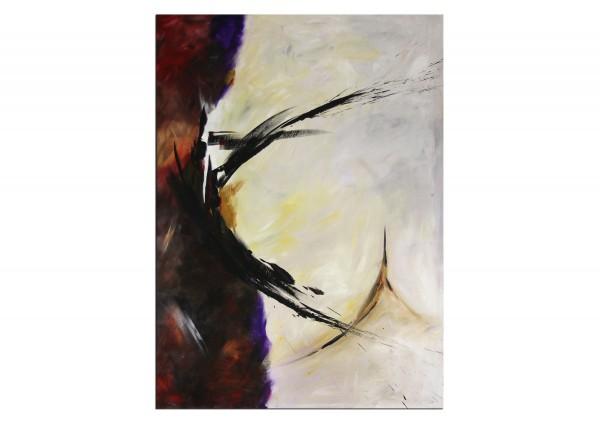 """Abstrakte Acrylmalerei, C. Middendorf: """"Magie der Farben"""", Originalgemälde (Unikat) (A)"""