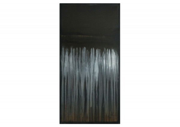 """Acrylbilder abstrakt, A. Freymuth: """"Fernes Land"""""""