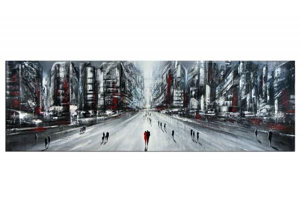 "Modernes Gemälde, K. Namazi: ""Vor dem Gewitter I"" (ri)"