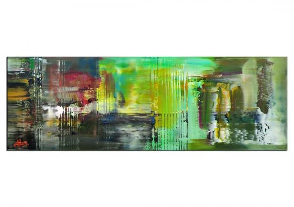 "Moderne Malerei, G. Hung: ""GEBROCHENES LICHT II"" (ri)"