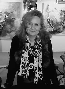 Künstlerin Ilona Schmidt