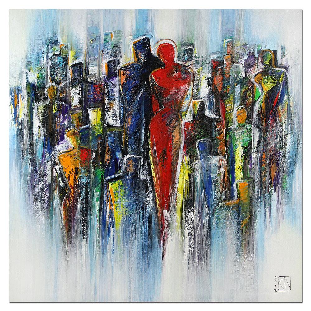 Abstrakte Ölgemälde und Acrylgemälde kaufen | Kunstgalerie EventART ...