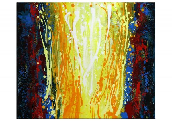 """Acrylbilder, L.Roth: """"Grenzen aus Licht"""""""