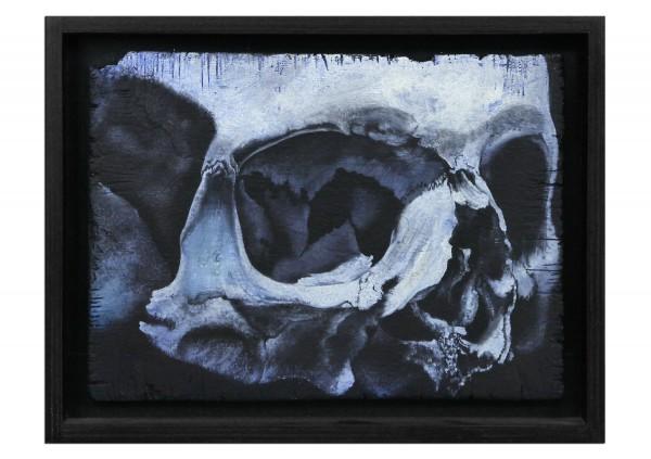 "Ölgemälde: psychologischer Realismus von André Mimor: ""Finale"" (A)"