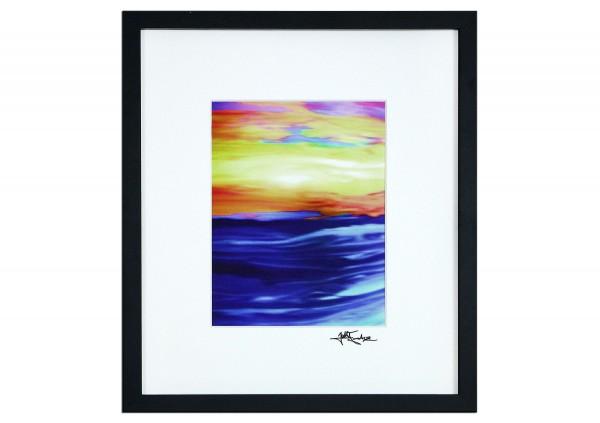 """Edition, signierter Kunstdruck, Julio Fernandez: """"Spirit of Cable Beach III"""""""