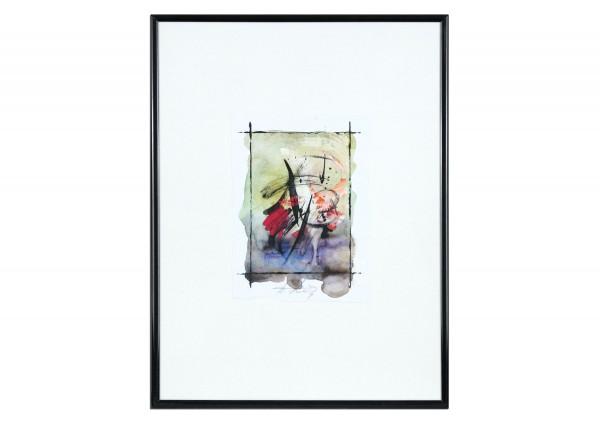 "Acrylmalerei Bilder von Andy Larrett: ""Thema I"""
