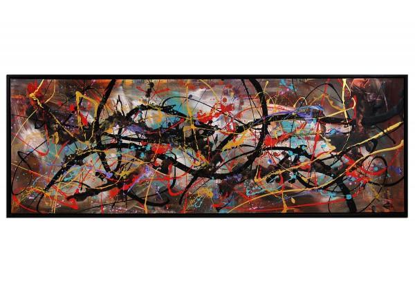 "Acrylgemälde, G. Hung: ""Cosmo II"" (E)"