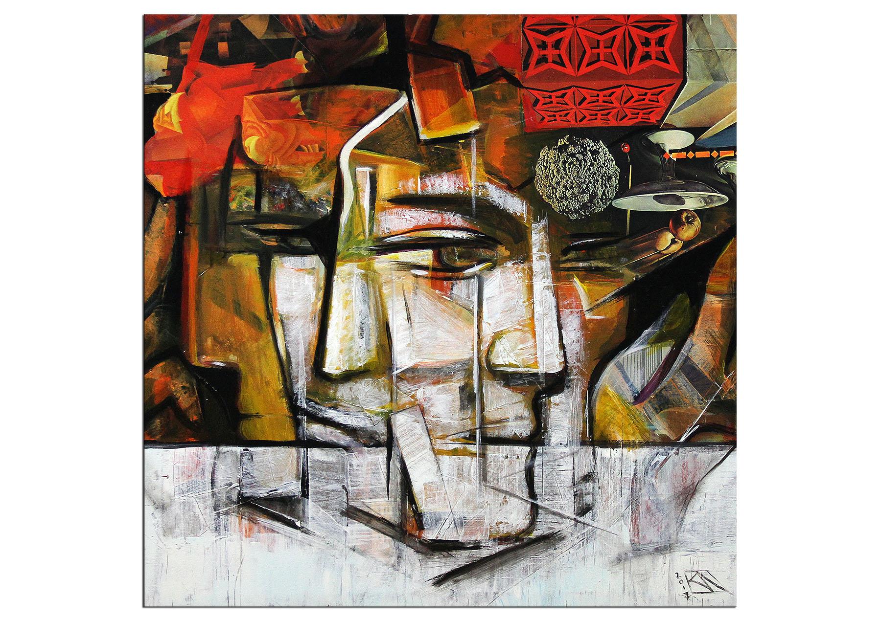 Moderne Kunst, K. Namazi: \