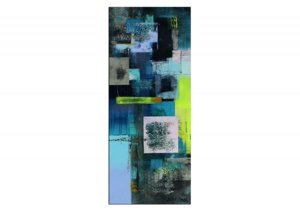 "Moderne Malerei, M. Rathje: ""#dassystem"" (A)"