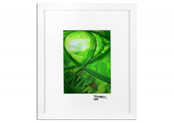 """Edition, signierter Kunstdruck von Raphael König: """"Spirit of Painting II"""""""