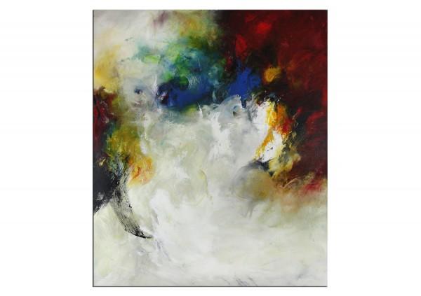 """Abstrakte Acrylmalerei, C. Middendorf: """"Romanze deines Lebens I"""""""
