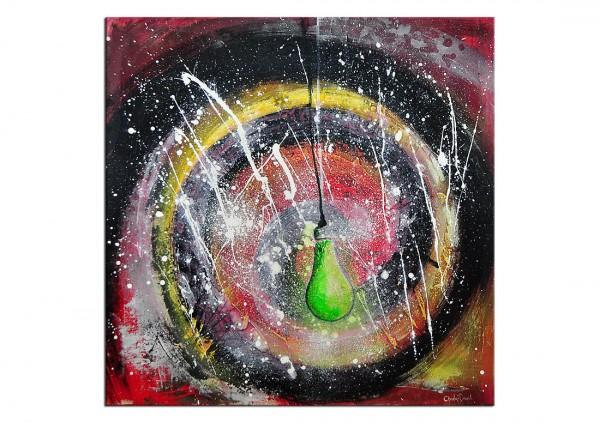 """Acrylgemälde, C. David Schwartz: """"WIDERSTAND"""""""