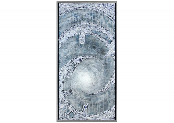 "Acrylgemälde, A.Garbe: ""Stiller Geist: Inneres Auge"" (A) (ri)"