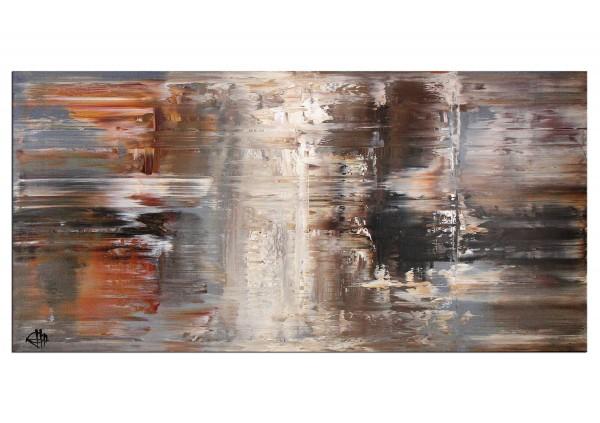 "Acrylgemälde, G. Hung: ""Schemen im Nebel I"""