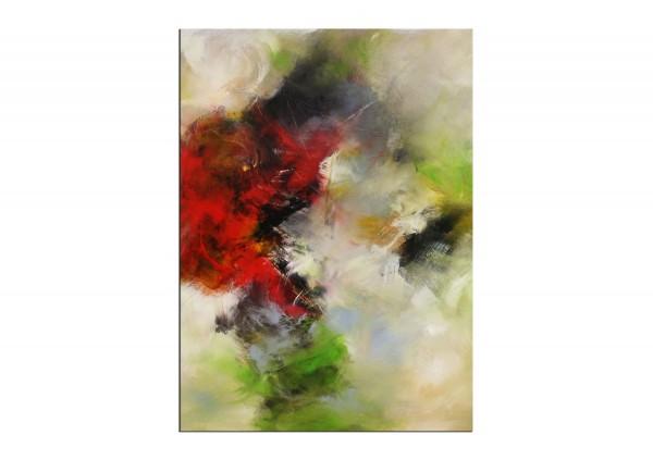 "Abstrakte Acrylmalerei, C. Middendorf: ""Inspiration II"", Originalgemälde (Unikat)"
