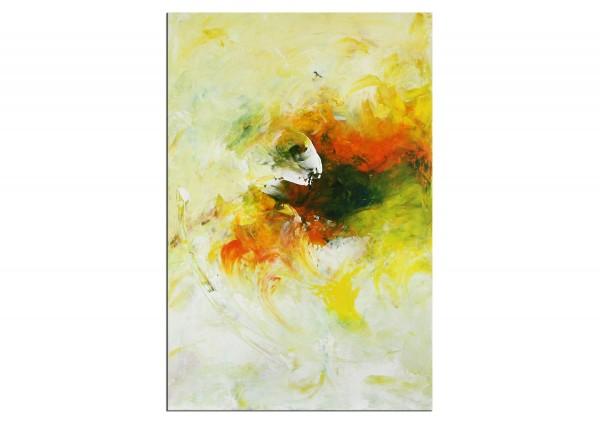 "Abstrakte Acrylmalerei, C. Middendorf: ""Vereint I"" (A)"