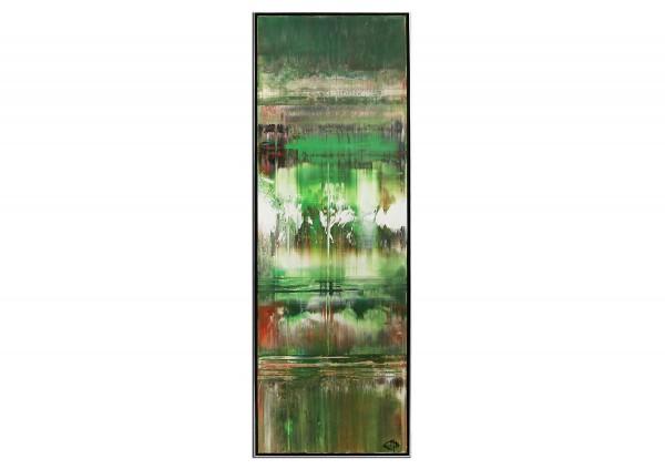 """Acrylgemälde, G. Hung: """"Auferstehung des Lichts"""" (ri)"""