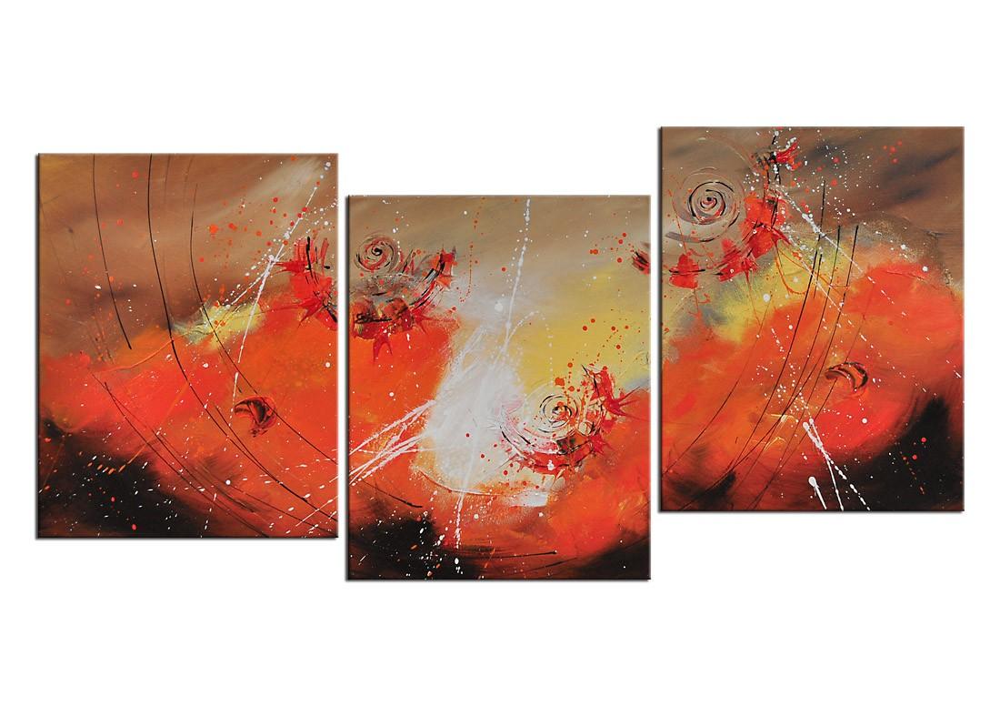 Bilder Acryl Mehrteilig : Acrylgemälde K Namazi Quot Fassadenillusion Quot Pictures to pin on