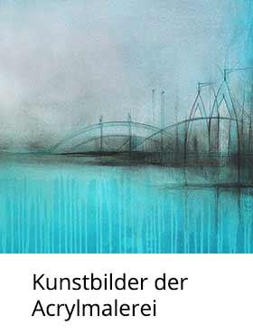 Kunst Bilder kaufen: Acrylmalerei