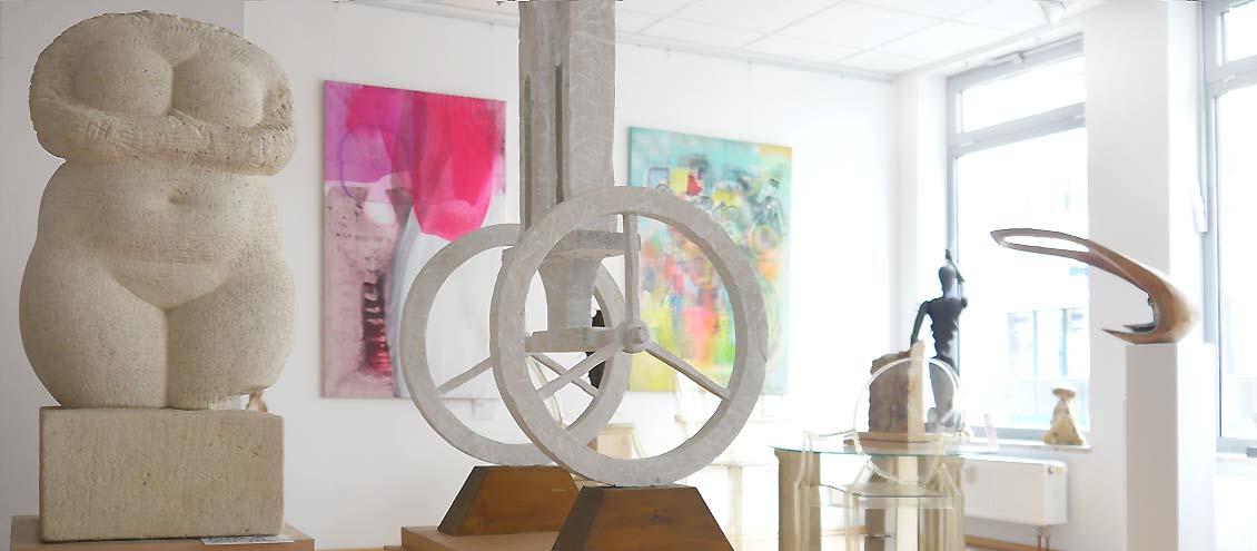 Abstrakte Kunst der Galerie EventART kaufen