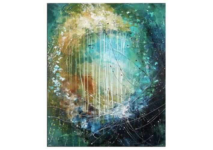 Moderne Abstrakte Malerei Von Annette Freymuth Kunstgalerie
