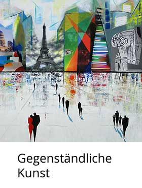 Moderne Kunst: gegenständliche Malerei