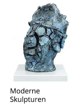 Moderne Kunst: Bildhauerei & Skulpturen